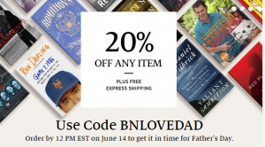 b and n fathers day