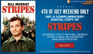 bill murray stripes free