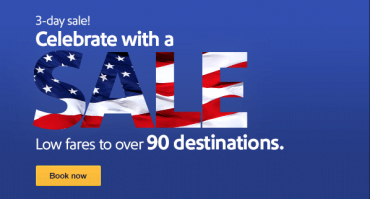 Southwest airlines black friday deals 2018