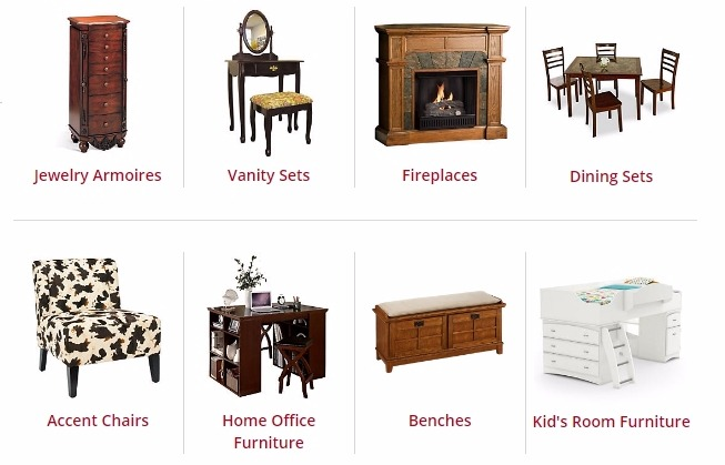 Kmart Up To 30 Off Furniture Up To 50 Back In Points Common Sense With Money