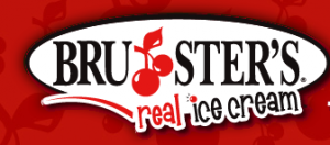 Brusters 300x132 Buy One Regular Sundae, Get One FREE at Brusters Ice Cream + More Restaurant Deals