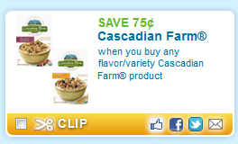 Cascadian Round Up of Organic & Natural Deals   August 2